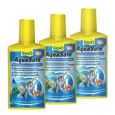 conditionneur d eau pour aquarium tetra aqua safe 3 x 500 ml 192 prix avantageux chez zooplus