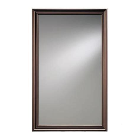 Home Depot Recessed Medicine Cabinets by Ashton 15 75 In W X 25 5 In H X 5 In D Recessed
