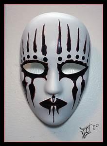 :: Joey Jordison Mask Front :: by warui-shoujo on DeviantArt