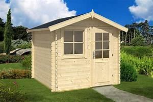 Kleines Gerätehaus Holz : kleines gartenhaus aus holz anke m 5m 28mm 2 5x2 5 ~ Michelbontemps.com Haus und Dekorationen