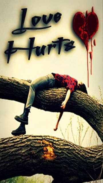 hurt wallpapers  love wallpapers  mobile cell phone