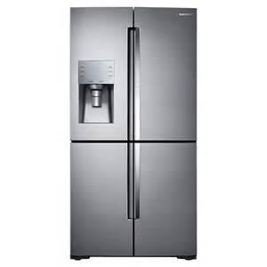 samsung counter depth refrigerator 4 door rf22k9381sr samsung 36 quot 22 cf 4 door flex food showcase