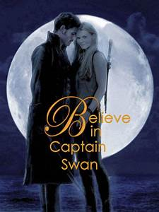 Once Upon a Time: Believe in Captain Swan.... As cute as ...