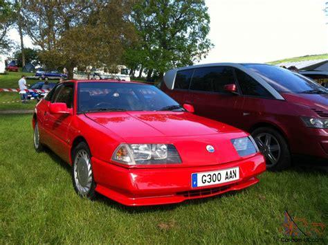 renault alpine gta 1990 renault alpine gta turbo