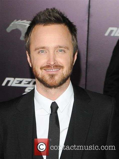 aaron paul in need for speed the rise and rise of aaron paul contactmusic