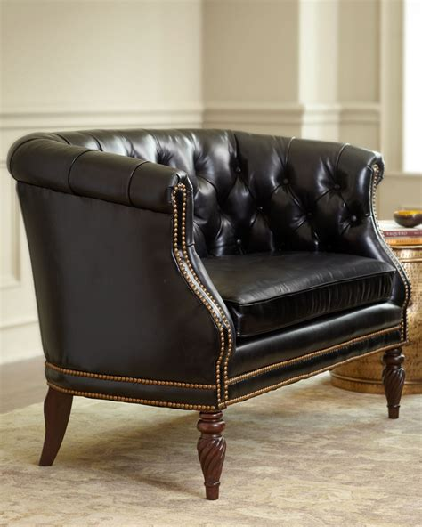 black leather settees 138 best images about settees benches on
