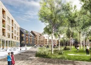 Gallery of K  S Selected to Design New �Skärvet� Neighborhood in Växjö  1