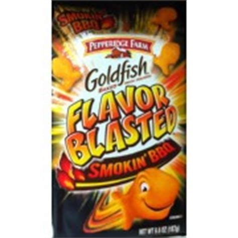 pepperidge farm goldfish baked snack crackers flavor