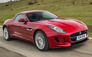 Jaguar F Type Cabriolet : jaguar f type convertible review ~ Medecine-chirurgie-esthetiques.com Avis de Voitures