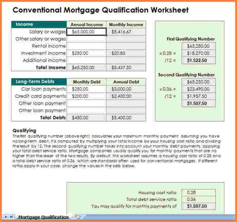 debt  income spreadsheet excel spreadsheets group