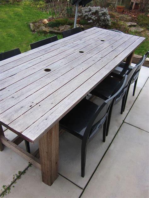 r 233 cup de volets de baies vitr 233 es pour fabriquer une table de jardin fabriquer des meubles au