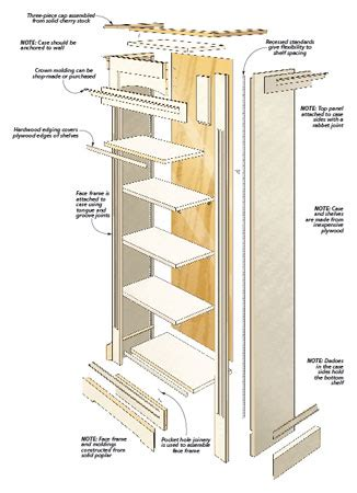 Bookcase Tower by Tower Bookcase