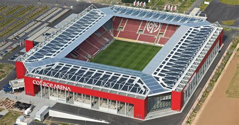 opel arena bam sports