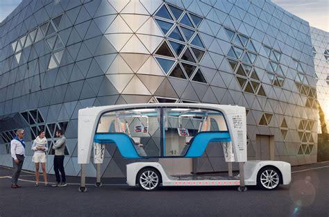 Rinspeed unveils two-section Snap autonomous concept car ...
