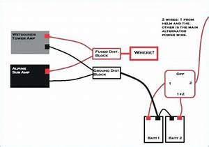 Wiring Diagram  30 Marine Stereo Wiring Diagram