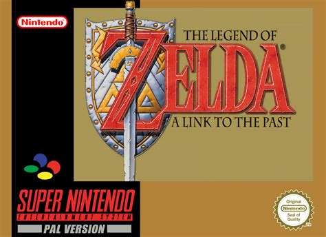The Legend Of Zelda A Link To The Past Details