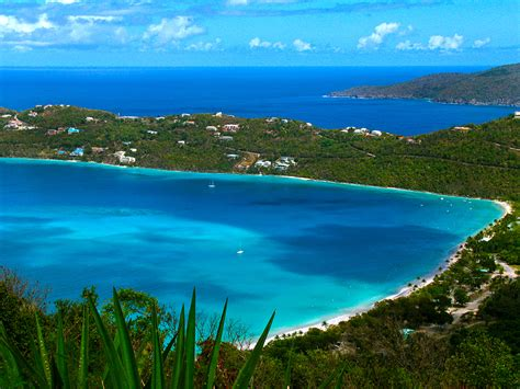 Magens Bay At St Thomas Virgin Islands Blt Productions