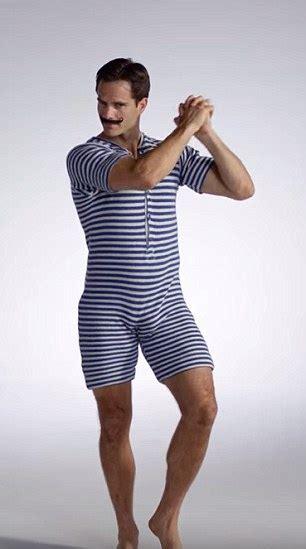 josh brolin swimsuit how men s swimwear has evolved in the last 100 years