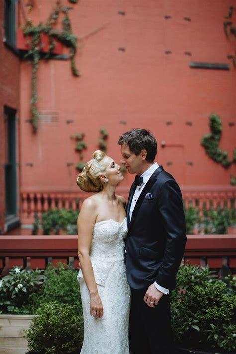 secret garden inspired  york wedding modwedding