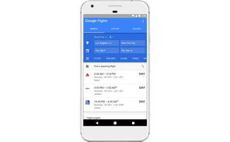 how to use google flights and google hotel search travel