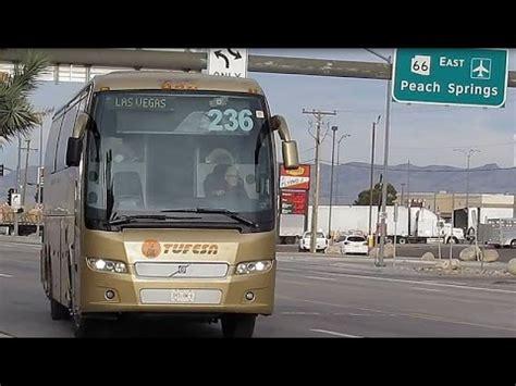 tufesa autobuses  bus  las vegas youtube