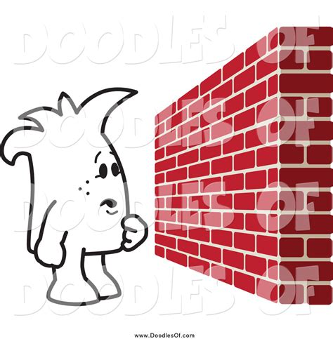 pizza oven fireplace brick wall clipart 40