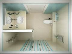 Very Small Bathroom Ideas For Your Apartment Document Tile Ideas For A Small Bathroom The Home Makeover Diva VISION House Los Angeles House Designs Pinterest