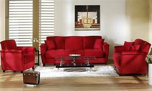 decorating ideas living room red leather sofa couch With red sectional sofa decorating ideas