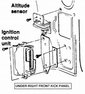 Where Is Ignition Control Module
