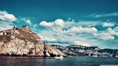 Greece Scenery Greek Ancient Desktop Wallpapers Travel