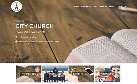 18 Best Church Wordpress Themes For Your Church (2019