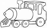 Coloring Train Kereta Gambar Mewarnai Api Boy Boys Simple Trem Drawing Printable Template Clip Desenhos Thomas Pintar Desenho Kartun Animasi sketch template