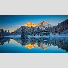 Lake Misurina Reflections Wallpapers  Hd Wallpapers  Id #14335