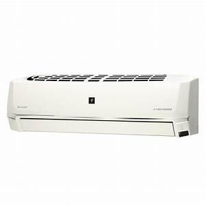 Sharp 2 Ton Inverter Air Conditioner J Tech Ah Xp24shv