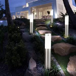 Leuchten Für Den Garten : sechs elegante led leuchten f r den au enbereich ~ Sanjose-hotels-ca.com Haus und Dekorationen