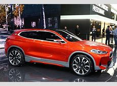 Check Out BMW's HeadTurning X2 Concept In Real Life