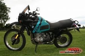 Bmw Paris : 1990 bmw r100gs paris dakar moto zombdrive com ~ Gottalentnigeria.com Avis de Voitures
