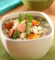 Dan agar lebih nikmat anda bisa menyajikan sayur sop ini dalam keadaan hangat dengan ditambahkan bahan pelengkap seperti bawang goreng. HOME: Cara Masak Sayur Sop