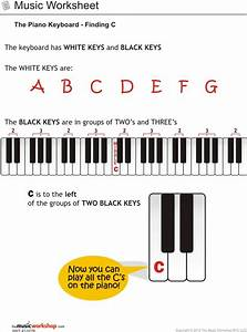 Piano Lesson for Kids - Learning the Piano Keyboard   The ...