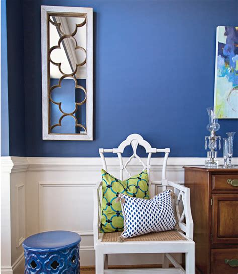15 Rooms Big Bold Color by How To Decorate With Blue Decorating With Bold Colors