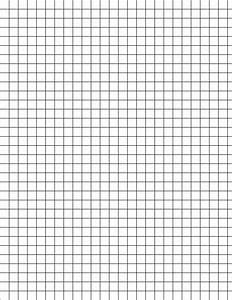 graph paper With graph paper letter size