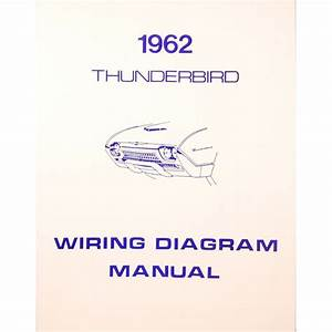 Book - Wiring Diagram Manual - Thunderbird