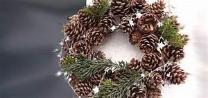 Türkranz Winter Selber Machen : diy winter t rkranz aus zapfen selber machen gr neliebe ~ Whattoseeinmadrid.com Haus und Dekorationen