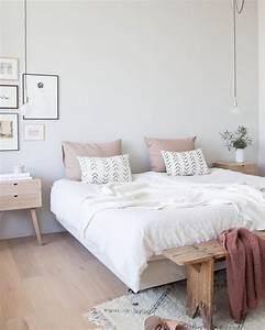 Deco Chambre Bois : utiliser le bois et le blanc dans la d co de la chambre shake my blog ~ Melissatoandfro.com Idées de Décoration
