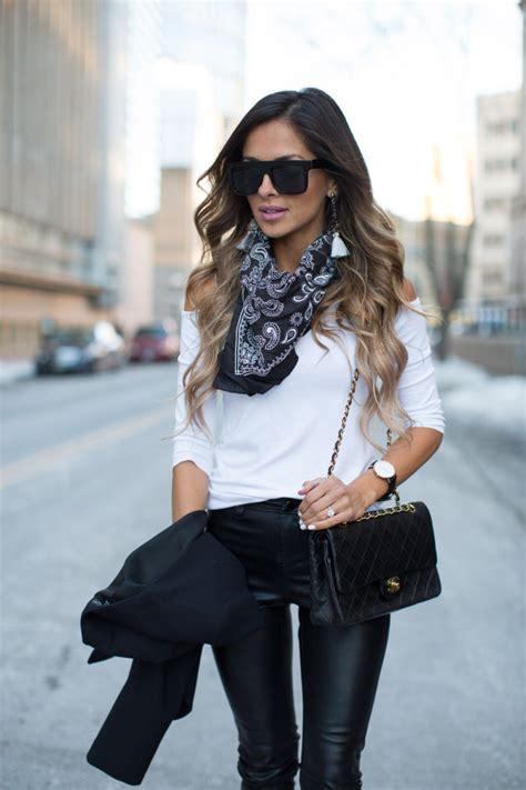 wear  bandana scarf mia mia