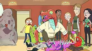 Roiland Wraps 'Rick and Morty'   Animation World Network