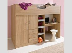 High Sleeper Cabin bed, with Colour options ideal kids