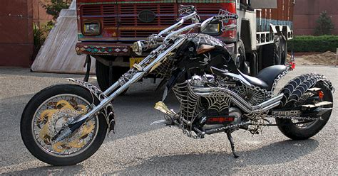 Boxer Modify Bike Pic by Spider The Amazing Transformation Of A Royal Enfield