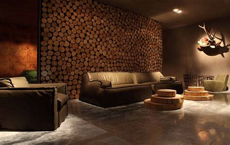 rustic living room wall ideas diy wood walls inspiration how to install them