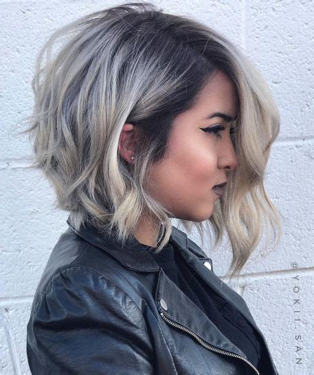 50 super cute looks with short hairstyles for round faces in 2019 aaa bob haircut hair